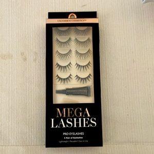 Mega lashes pro eyelashes